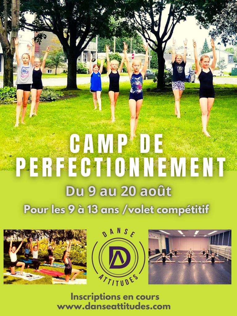 Camp de perfectionnement
